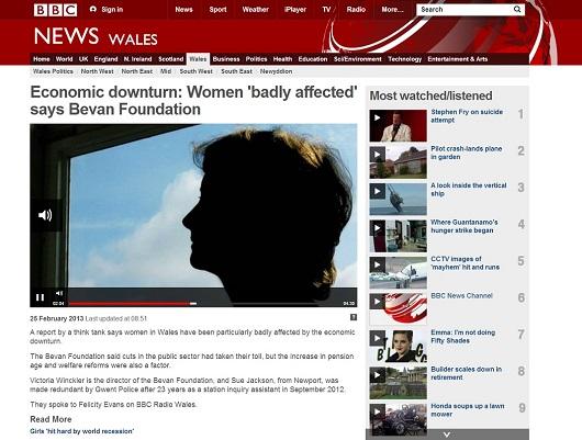 BBC Wales 25 Feb Women web