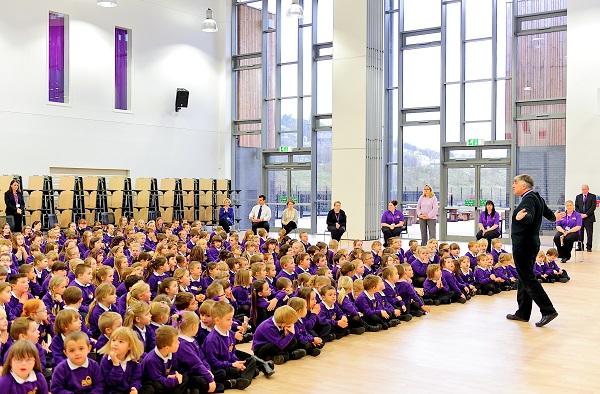 Ebbw Vale Primary School